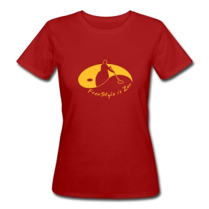 FreeStyle is Zen - Frauen Bio-T-Shirt
