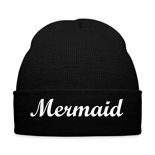Mermaid-Beanie - Wintermütze