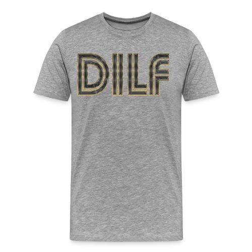 Dilf - Men's Premium T-Shirt