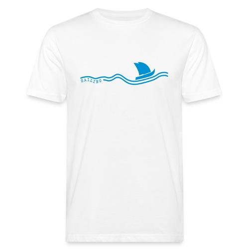 Sailing - T-shirt ecologica da uomo