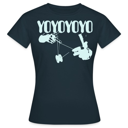 YOYO dames reflect - Vrouwen T-shirt