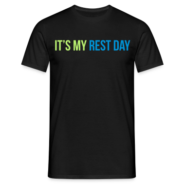 rest day T-Shirts