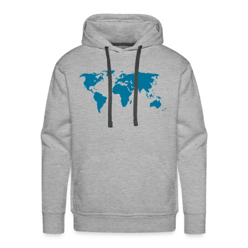 World SweatShirt - Sweat-shirt à capuche Premium pour hommes