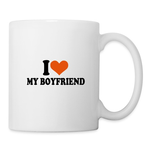 Loving your boyfriend - Mug