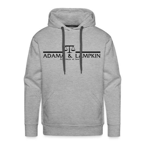 Adama and Lampkin - Men's Premium Hoodie