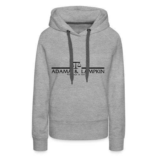 Adama and Lampkin - Women's Premium Hoodie