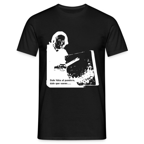 Pandero - Camiseta hombre