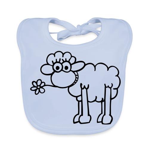 babero oveja - Babero ecológico bebé