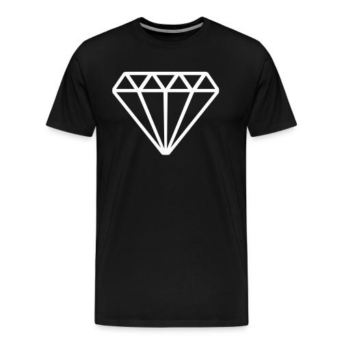 Exclusive Luck diamond - Men's Premium T-Shirt