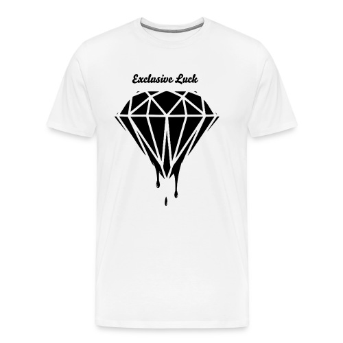 Exclusive Luck DIAMOND EL - Men's Premium T-Shirt