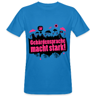 T-Shirts ~ Männer Bio-T-Shirt ~ GS macht stark - Bio Tshirt Männer