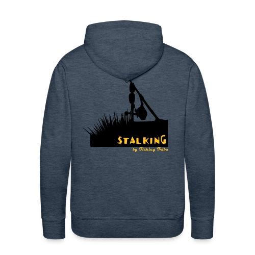 Sweat capuche stalking  - Sweat-shirt à capuche Premium pour hommes