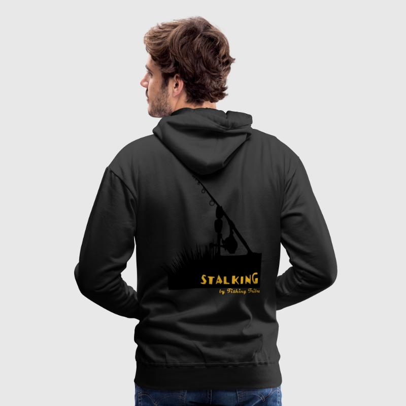 Sweat capuche stalking  - Sweat-shirt à capuche Premium pour hommes