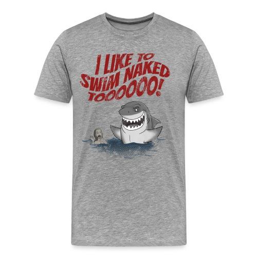 Swim - Men's Premium T-Shirt