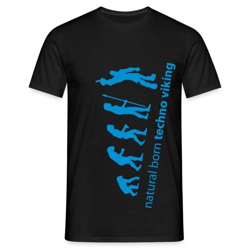 well educated - Mannen T-shirt