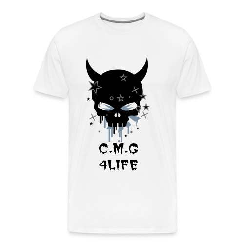 The Devil mode - Mens T-shirt - Men's Premium T-Shirt