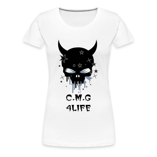 The Devil mode -  Ladies T-shirt - Women's Premium T-Shirt