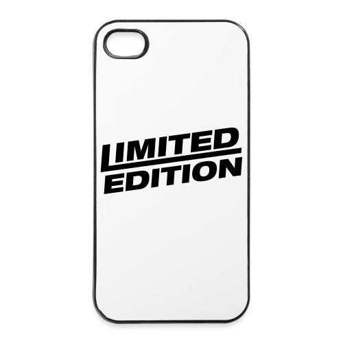 Hard Case Limited Edition - iPhone 4/4s Hard Case
