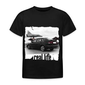 real life - Kinder T-Shirt
