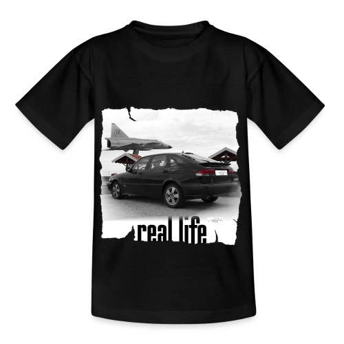 real life - Kinder T-Shirt