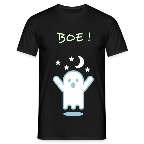 BrandNew Basis Shirt BOE ! ( BOE ! & Spook are Glow in the Dark)  - Mannen T-shirt