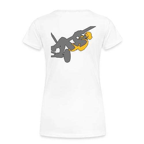 tee-shirt classique femme - hauban - T-shirt Premium Femme