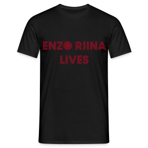 Enzo Riina Lives Red - T-shirt Homme