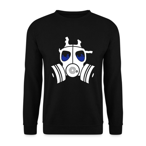 Exclusive Luck GASMASKGRAVEYARD - Men's Sweatshirt