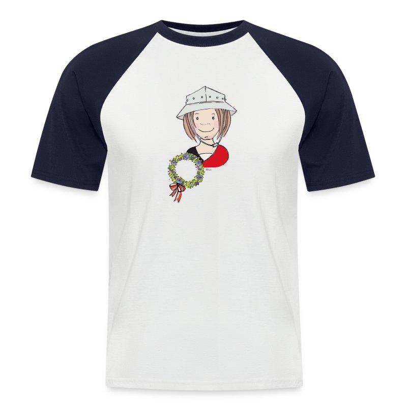 jungs_5 - Männer Baseball-T-Shirt