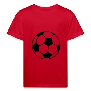 Voetbal shirt - Kinderen Bio-T-shirt