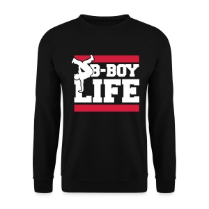 B-Boy Life Sweater - Mannen sweater