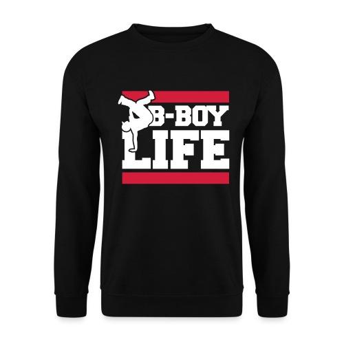 B-Boy Life Sweater - Mannen sweater