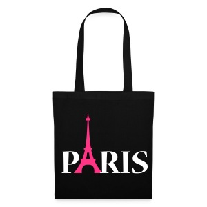 BeachBag Paris - Tas van stof
