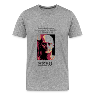 T-Shirts ~ Men's Premium T-Shirt ~ My HERO