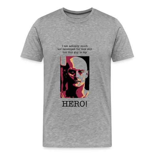 My HERO - Men's Premium T-Shirt