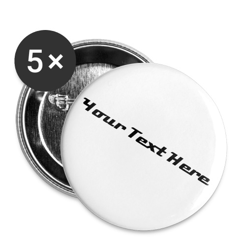 Make Your Own - Buttons small 25 mm