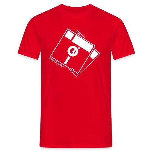 Flippy Floppies - Men's T-Shirt