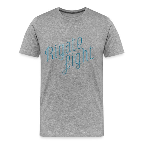 Rigate Light - Männer Premium T-Shirt