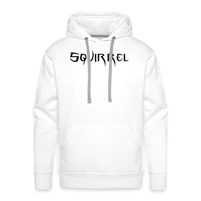Mens Title Hoodie (White)