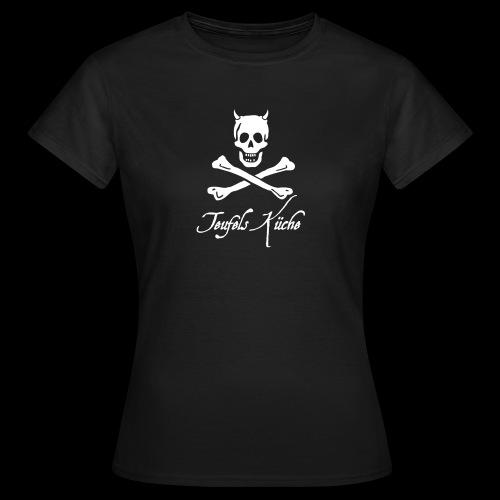~ Teufels Küche ~ - Frauen T-Shirt