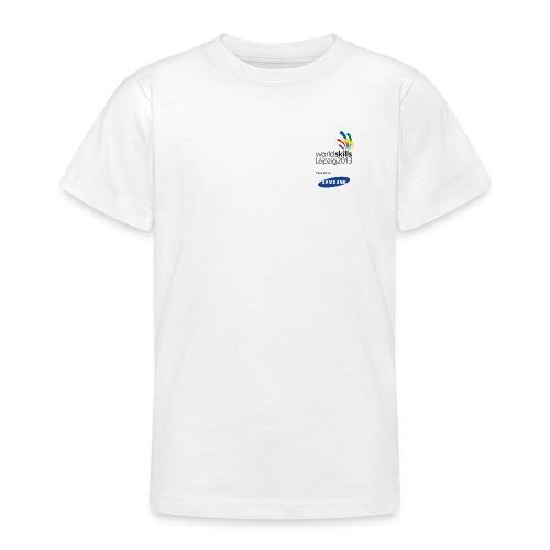 Discover Logo Teenager T-Shirt - Teenage T-Shirt