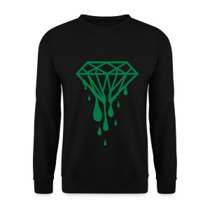 Diamond | Green Men - Mannen sweater