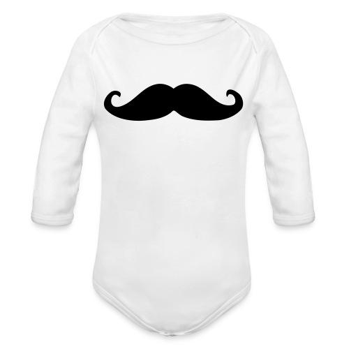 'Tash Baby Grow - Organic Longsleeve Baby Bodysuit