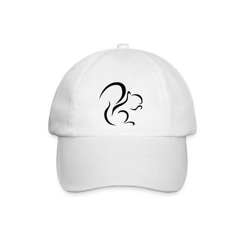 Logo Baseball Cap (White) - Baseball Cap