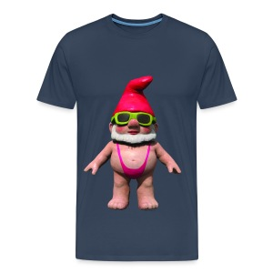 Mankini Adult Men's T-Shirt from Gnomeo and Juliet the Movie - Men's Premium T-Shirt
