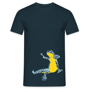 Alpine Newt - Men's T-Shirt