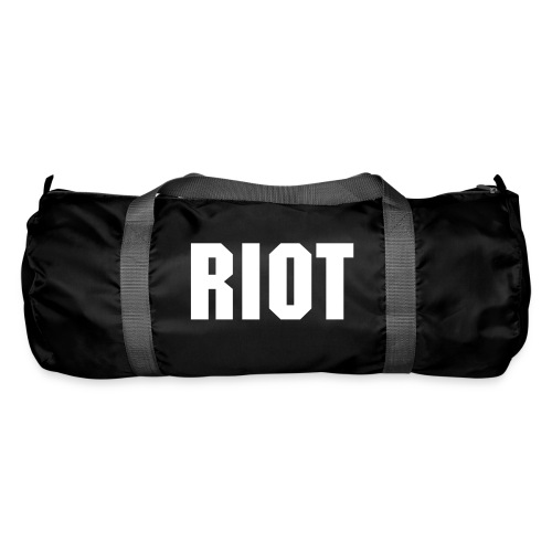 Duffel Bag - apparel,bag,black sugar records,boy,clothing,come clothing,come collective,dandy riots,disposable fun,ep,here we go again,hoodie,jumper,merchandise,mouth,music,official,remix,riot,rufio,t shirt,t-shirt,tee,website,wow