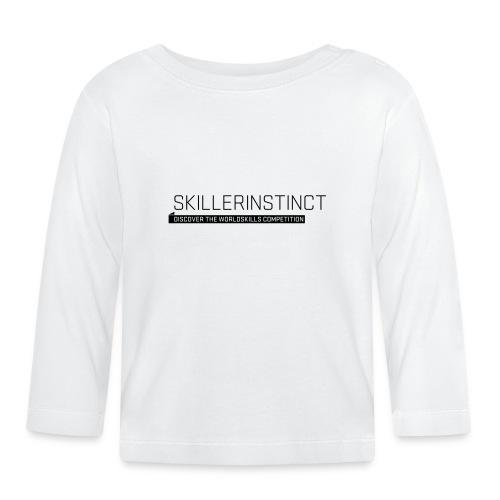 Skillerinstict  Baby Langarmshirt - Baby Long Sleeve T-Shirt
