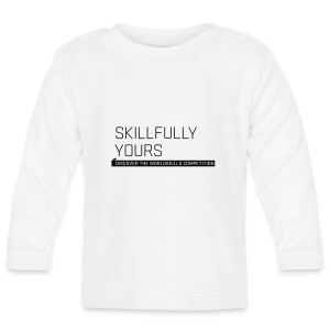 Skillfully Yours Baby Langarmshirt - Baby Long Sleeve T-Shirt
