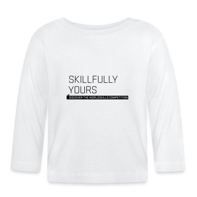 Skillfully Yours Baby Langarmshirt